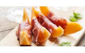 Melon Charentais & Jambon Cru Pour 4 personnes