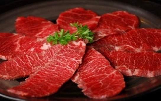 """Freshly cut beef """"Charbonnade"""""""