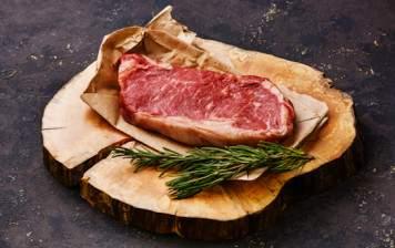 Beef sirloin (Swiss)