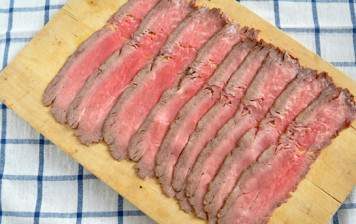 Roastbeef, Swiss - Sliced