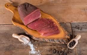 Viande séchée Chermignon à la coupe
