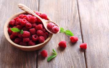 Raspberries (Swiss, Valais)