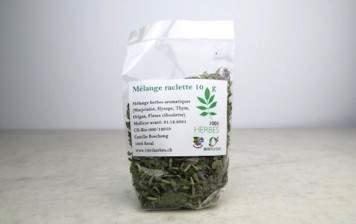 Mélanges d'herbes Raclette