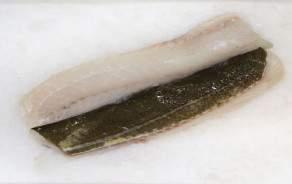 Wild cod filet with skin (boned)