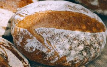Rustic bread from BIO flour