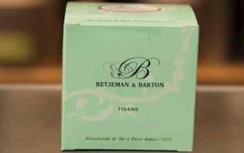 Peppermint - Muslin tea bags