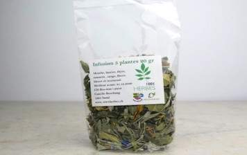 Infusion 5 plantes GRTA