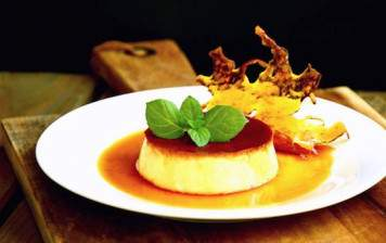 Recipe for: An egg flan