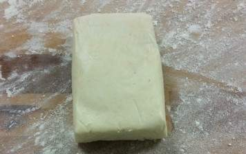 Shortcrust pastry from BIO flour
