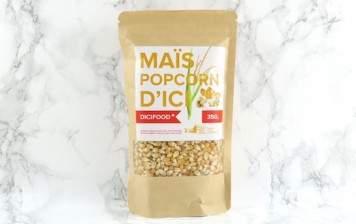 Maïs popcorn Suisse 350Gr