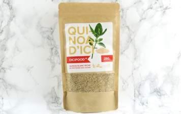 Quinoa Blanc Suisse 250Gr