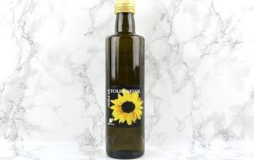 Organic sunflower oil,...