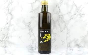 Organic Rape oil, Jaggiferme