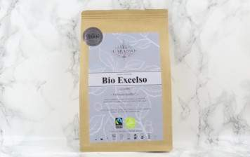Organic Coffee Excelso - beans