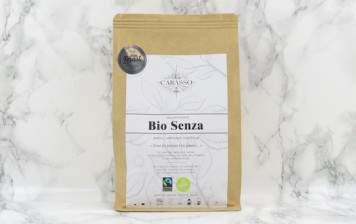 Organic Coffee Senza - beans