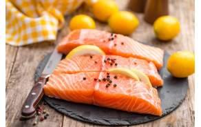 Filet de saumon d'Ecosse