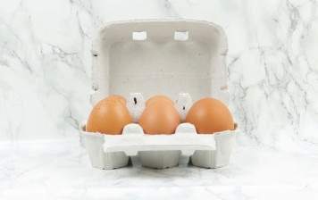 6 eggs from Vaud - Organic