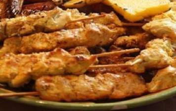 Chicken Skewers -...