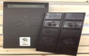 Plaque De Chocolat Vanille