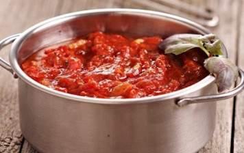 Sauce tomate à la Napolitaine faite maison