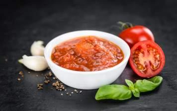 Sauce Arrabbiata faite maison
