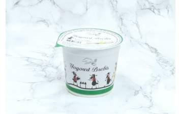 Yogourt au lait de brebis...