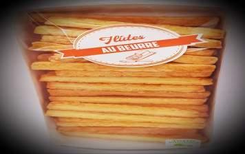 Flûtes Au Beurre