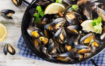 copy of Mussels from Bouchot