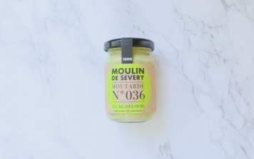Severy Mustard - Wild garlic