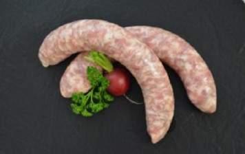Roasting sausage