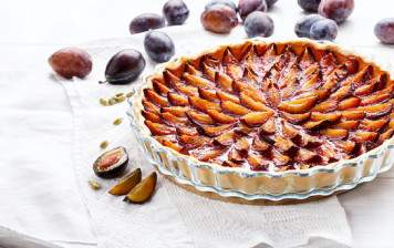 copy of Prune tart