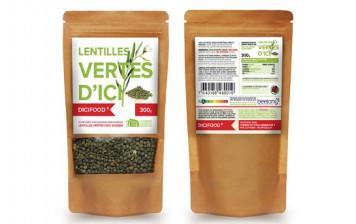 Lentilles Vertes Vaudois