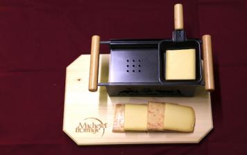 Raclette Combe à L'Ail