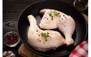 Cuisse de poulet des Dombes