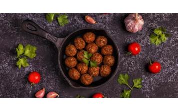 Recette: boulettes de boeuf GRTA Pour 4 Personnes