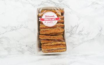 Crunchy Tomato-Basil Sticks...