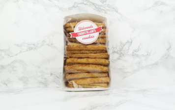 Crunchy Vaudois sticks