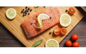 Filet de saumon sélection Par la Poissonnerie Lucas
