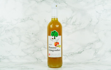Sirop Pomme et Gingembre