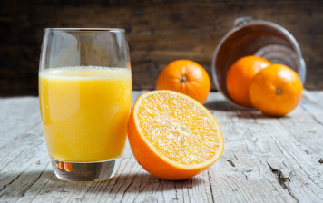 Oranges pressées BIO