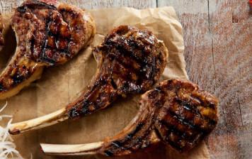 BBQ Pascal - côtelettes...