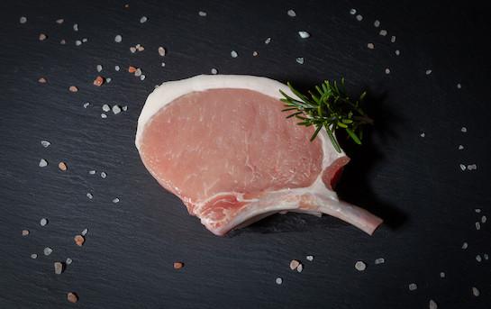 Côtelette de porc