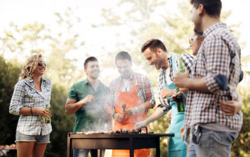 The BBQ with friends bundle...
