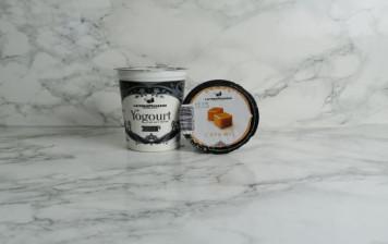 Local Caramel Yoghurt
