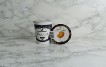Local Apricot Yoghurt