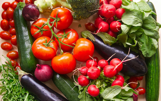 Légumes de saison vaudois