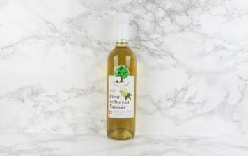 Elderflower syrup from Vaud