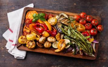 BBQ Pack: Grilled Vegetables