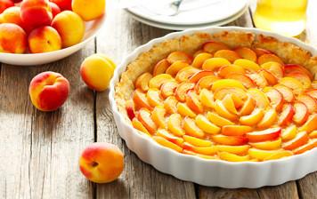 Tarte aux Abricots du Valais