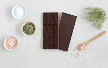 Chocolat Noir Gea - sel & thym
